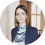 Eva Padberg about TINT Online Yoga