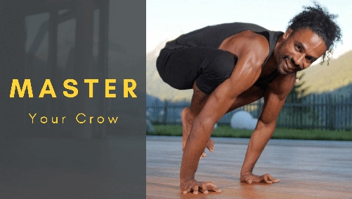 Master Your Crow with Mathieu Boldron