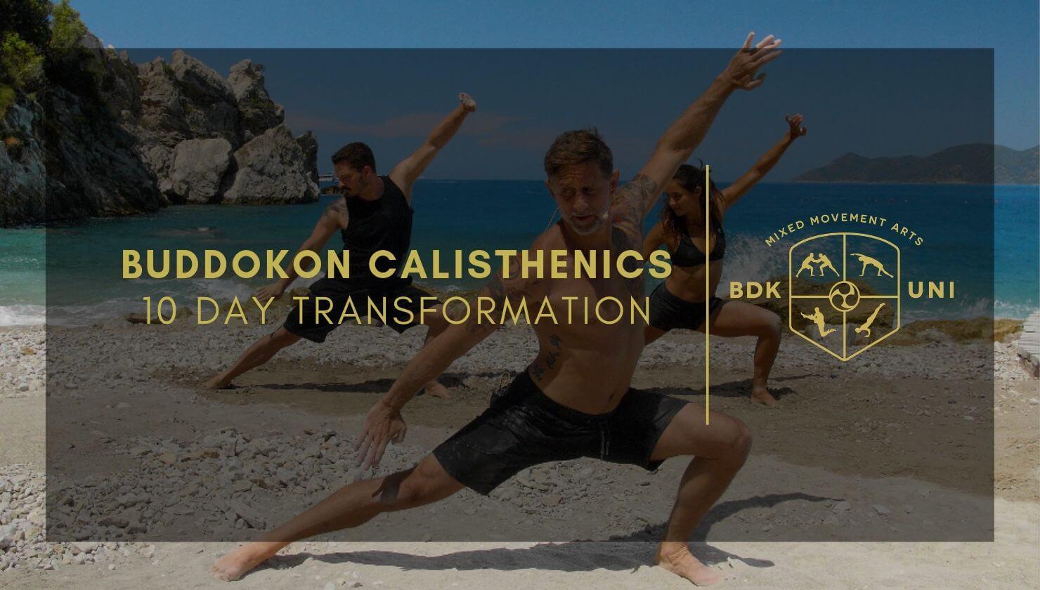 Budokon Calisthenics by Cameron Shayne - 10 Day Transformation