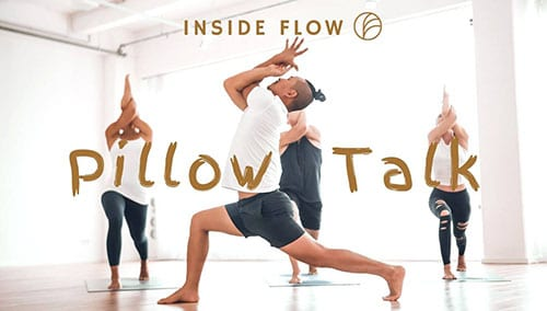 Inside Flow Pillow Talk by Young Ho Kim