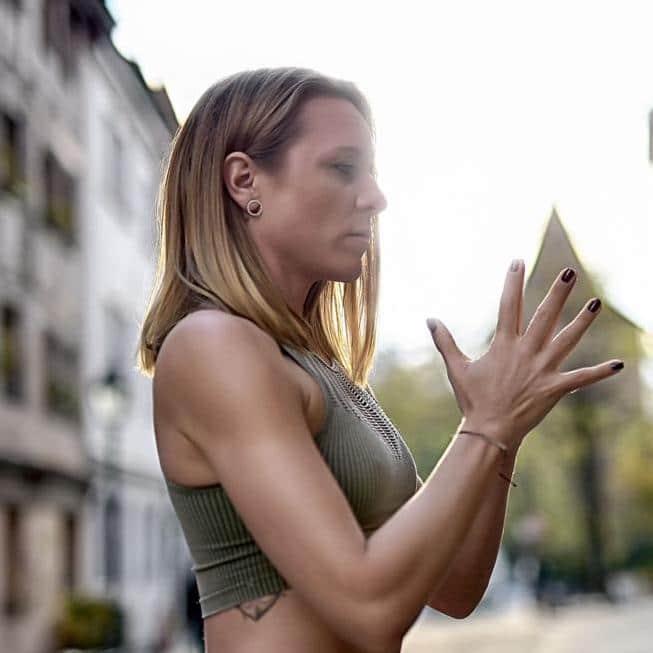 Janine Lustforlife Inside Flow Yoga Teacher