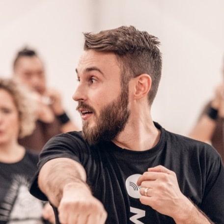 Alexey Gaevskij Inside Flow Yoga Teacher