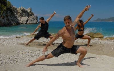 Budokon – a Combined Practice of Yoga, Martial Arts and Calisthenics