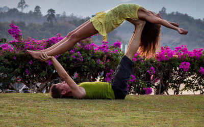 AcroYoga – A Yoga Practice of Movement and Play