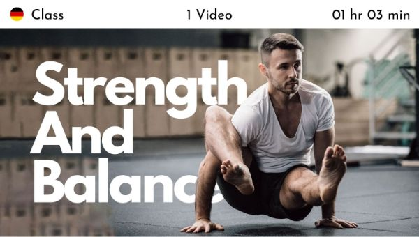 Alexey Gaevskij - Strength and Balance - Live