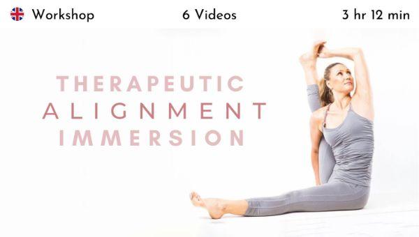 Barbra Noh - Therapeutic Alignment Immersion