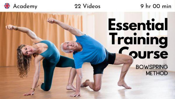Desi Springer & John Friend - Essential Training Course of the Bowspring Method