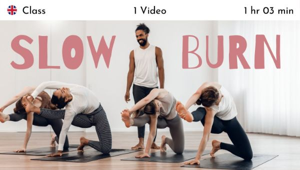 Mathieu Boldron - Slow Burn