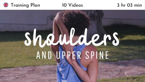 David Lurey - Shoulders & Upper Spine - Balanced Yoga Therapy