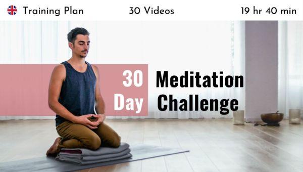 Matt Giordano - Strong and Calm – 30 Day Yoga & Meditation Challenge