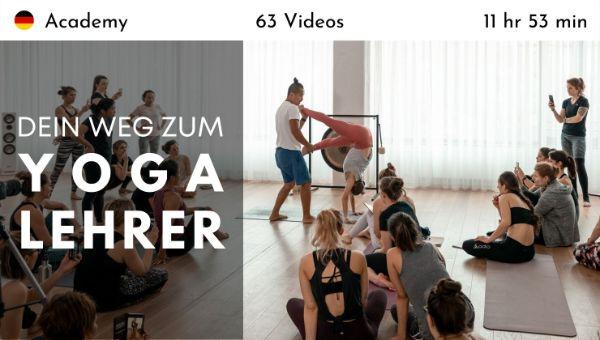 Young Ho Kim - Dein Weg zum Yogalehrer