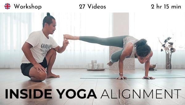 Young Ho Kim - Inside Yoga Alignment