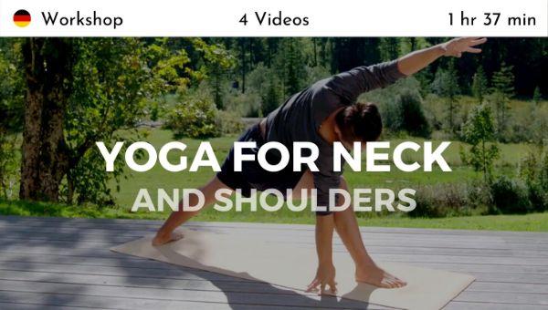 Young Ho Kim - Yoga for Neck & Shoulders