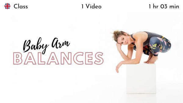 Alexandra Harfield - Baby Arm Balances - Live