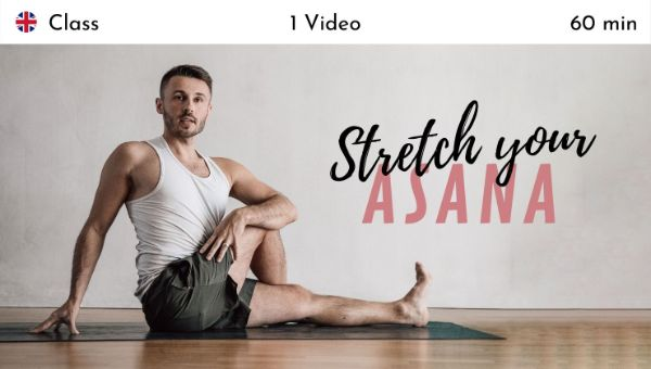 Alexey Gaevskij - Stretch Your Asana - Live