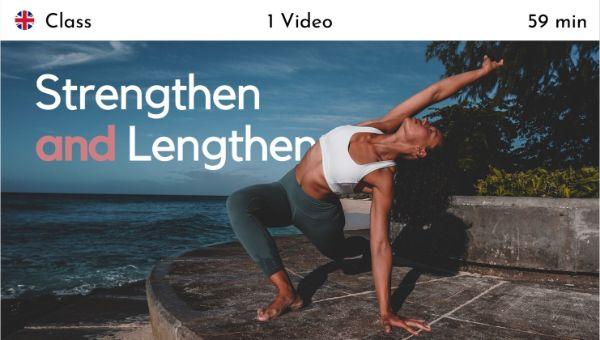 Ami Norton - Strengthen and Lengthen - Live