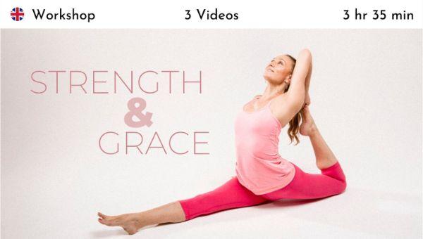 Barbra Noh - Strength & Grace