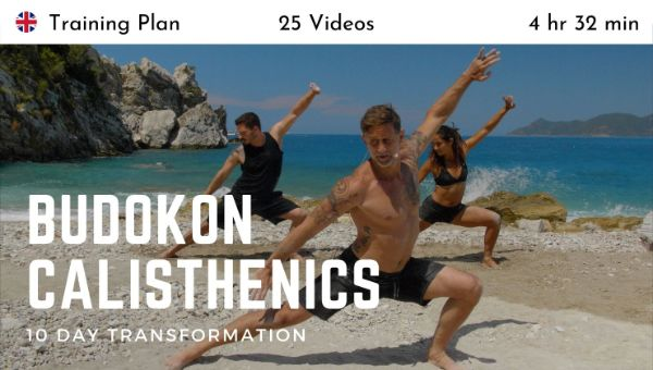 Cameron Shayne - Budokon Calisthenics – 10 Day Transformation