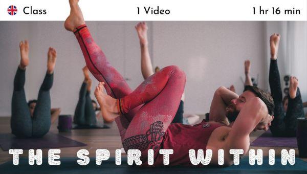 Finlay Wilson - The Spirit Within