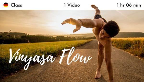 Hie Kim - Vinyasa Flow - Live