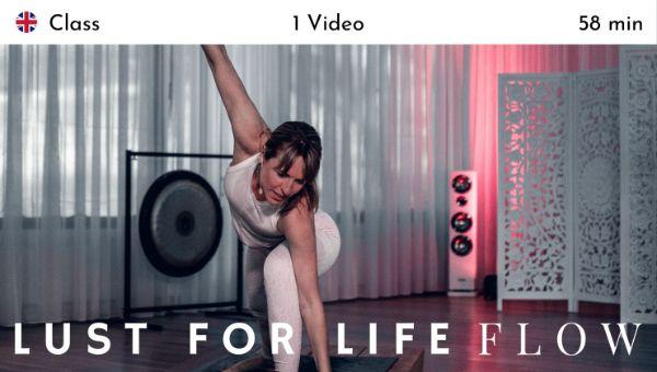 Janine.LustforLife.Yoga - Lust for Life Flow - Live