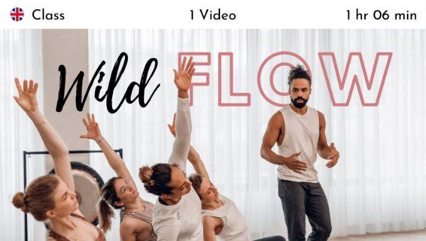 Mathieu Boldron - Wild Flow