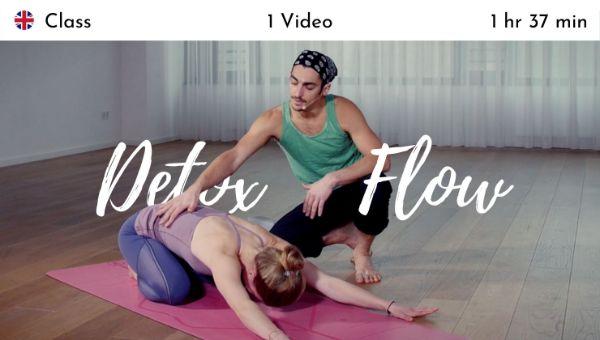 Matt Giordano - Detox Flow
