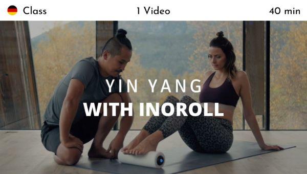 Young Ho Kim - YinYang Yoga with Inoroll (German)