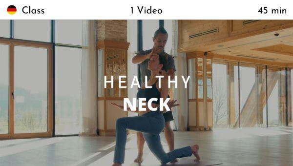 Young Ho Kim - Healthy Neck (German)