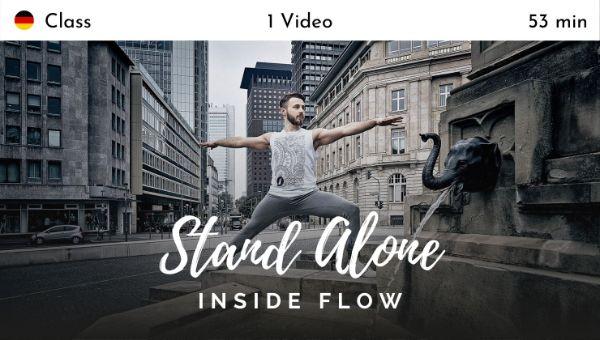 Alexey Gaevskij - Inside Flow - Stand Alone - Live