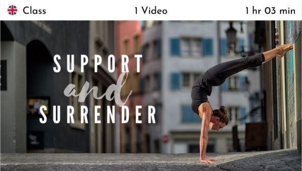 Barbra Noh - Support and Surrender - Live