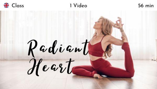 Christi Christensen - Radiant Heart - Live