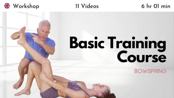 Desi Springer & John Friend - Bowspring Basic Training Course