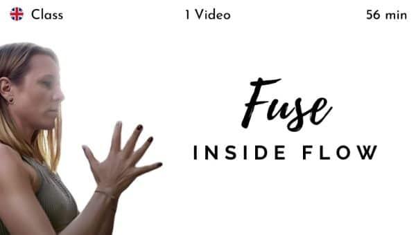 Janine.LustforLife.Yoga -Inside Flow Fuse - Live