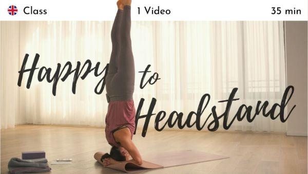 Ami Norton - Happy to Headstand