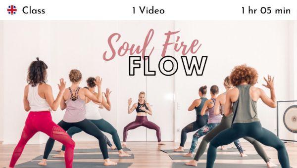 Christi Christensen - Soul Fire Flow