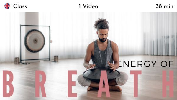 Mathieu Boldron - The Energy of Breath