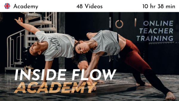 Young Ho Kim - Inside Flow Academy