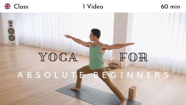 Matt Giordano - Absolute Beginner Yoga