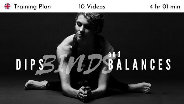 Alexandra Harfield - Dips, Binds and Balances