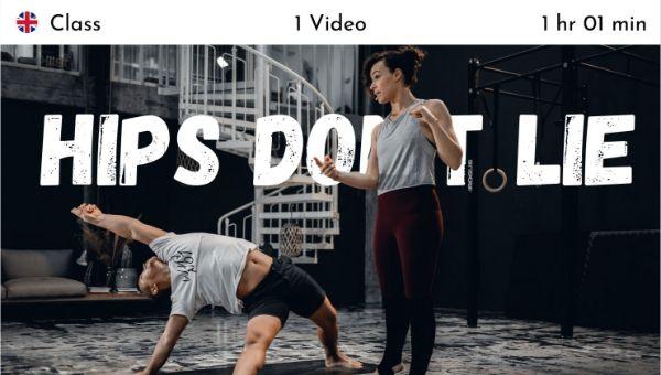 Ami Norton - Hips don't lie - Live