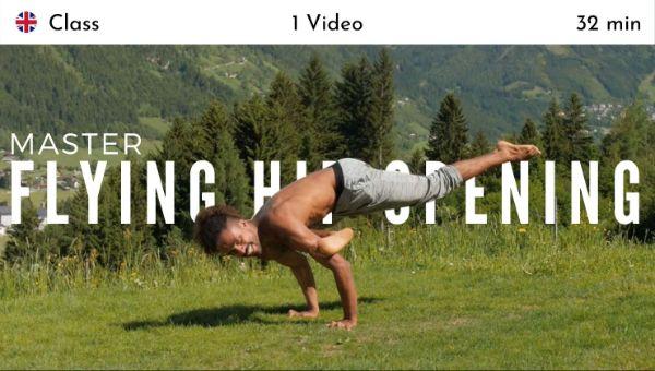 Mathieu Boldron - Master Flying Hip Opening