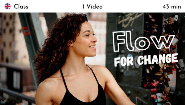 Ami Norton - Flow For Change - Live