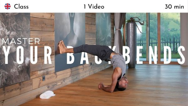 Mathieu Boldron - Master Your Backbends