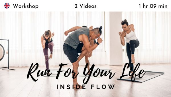 Young Ho Kim - Inside Flow - Run For Your Life