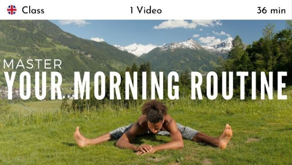 Mathieu Boldron - Master Your Morning Routine