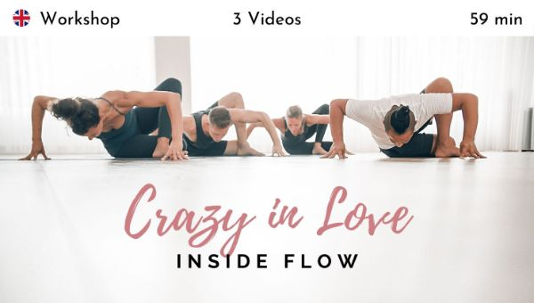 Young Ho Kim - Inside Flow - Crazy in Love
