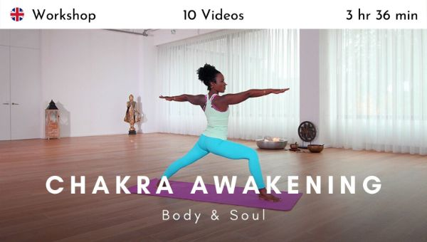 Faith Hunter - Chakra Awakening Body & Soul