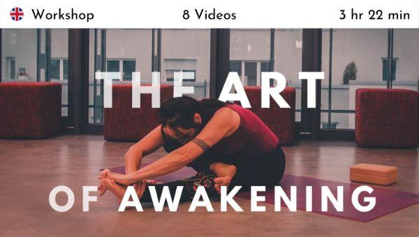 Katchie Ananda - The Art of Awakening