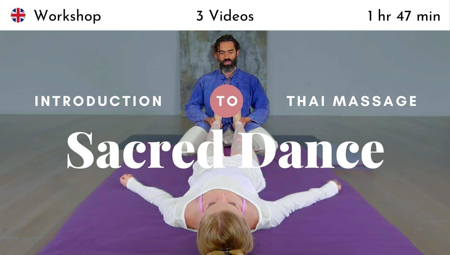 Krishnataki - Introduction to Thai Massage - Sacred Dance
